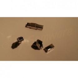 Klemmverschluss für 5mm