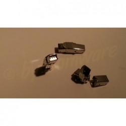 Klemmverschluss für 6mm