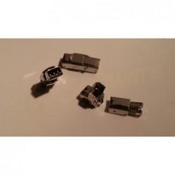 Klemmverschluss für 8mm