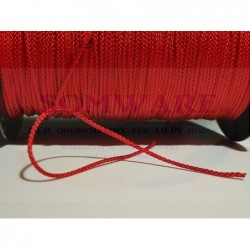 Microcord Nylon Imperial Red