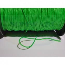 Microcord Nylon Neon Green
