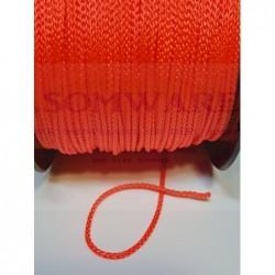 Microcord Nylon Neon Orange