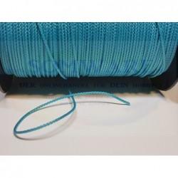 Microcord Nylon Neon Turquoise