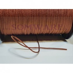 Microcord Nylon Rust