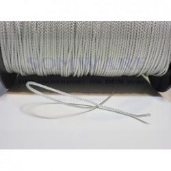 Microcord Nylon Silver Grey