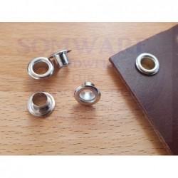 Lochniete Stahl 5,2mm