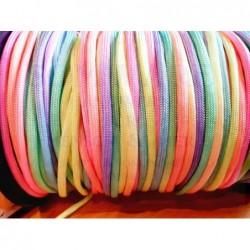 Polycord Pastell Rainbow 4mm