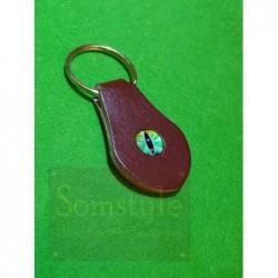 Leder Schlüsselanhänger...