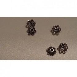 Perlenkäppchen Blume 10er
