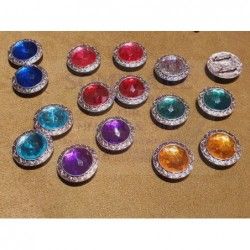 SP Style Strass 25mm div....
