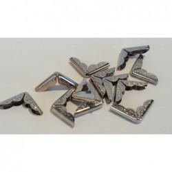 Buchecken Metall si