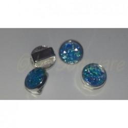 SP 10 mm hellblau facettiert