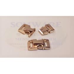 Steckschnalle Metall 10 mm