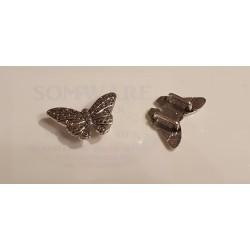 Schiebeperle Schmetterling...