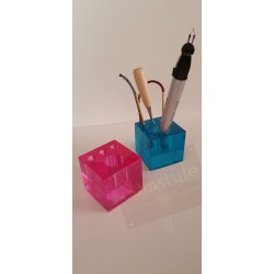Werkzeughalter Resin pink