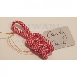 Paracord Typ 3 Candy Cane
