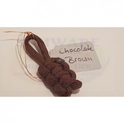 Paracord Typ 3 Chocolate Brown