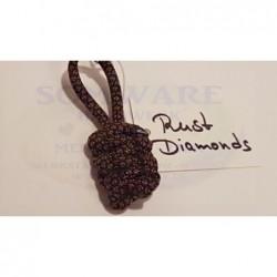 Paracord Typ 3 Rust Diamonds