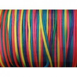 Polycord Rainbow 4mm